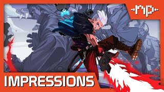Blade Assault Impressions - Noisy Pixel