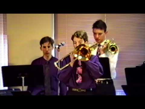 1992 Laramie Junior High School Jazz Band  -Dave Rickard, Director