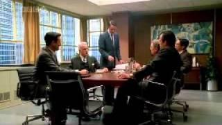Рекламная концепция Lucky Strike в фильме Mad Men (Безумцы)