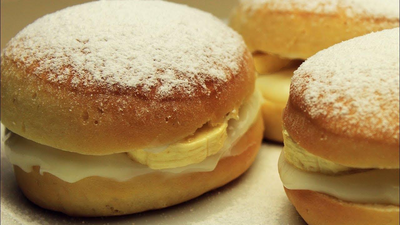 Evde Muzlu Vanilyalı Mini Yaş Pasta Tarifi