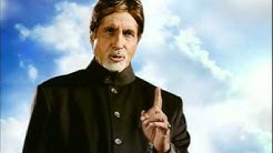 INDIA HIV/AIDS: National Rural Health Mission Ad: HIV/AIDS and Migrant Workers, Amitabh Bachchan