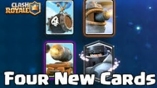 CR MOD APK WITH NEW CARDS | MEGA KNIGHT ETC CARDS ARE AVAILABLE