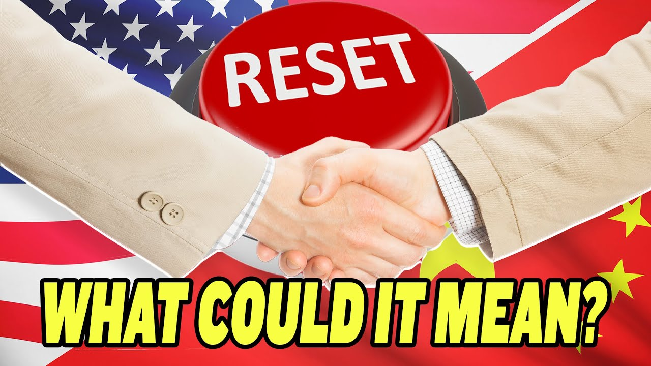 """#93 The Danger of a """"China Reset"""""""