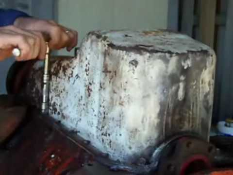 How to Tighten Older Chev SB Oil Pan Without a Torque Wrench
