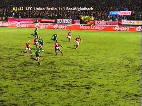 2001-02-06 1.FC Union Berlin vs. Borussia Mgladbach Halbfinale DFB-Pokal 00/01