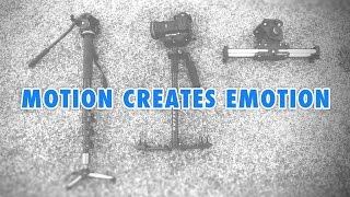 Glidecam, Slider, & Monopod Tips! How to create emotion & feeling!