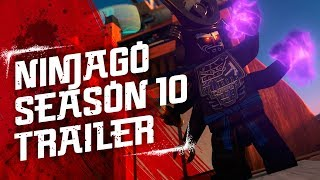 Official Season 10 Trailer - LEGO NINJAGO - March of the Oni