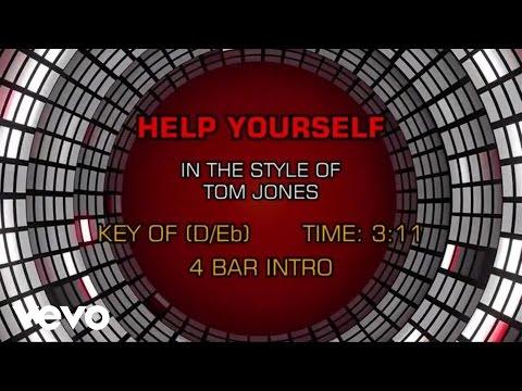 Tom Jones - Help Yourself (Karaoke)