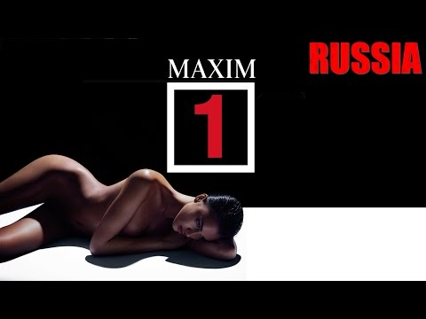 Sexy Girls MAXIM № 1 (Russia) (Remix Video)