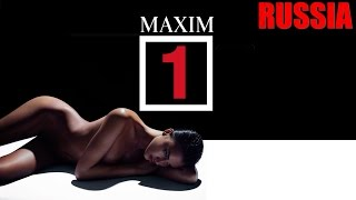 Sexy girls MAXIM № 1 (Russia) (Remix Video)