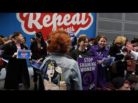 Mais uma vez, a Irlanda face ao aborto