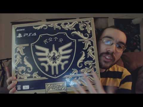 I managed to get the DQXI Loto Limited Edition PS4, here's the story!