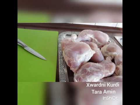 Xwardni Kurdi Tara Amin drwst krdni shawrma ba mrishk