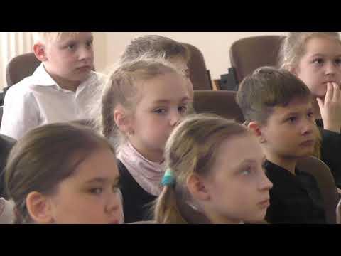 """""""Былина о Гагарине"""" в школе №135 города Снежинск"""