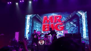 Daddy, Brother, Lover, Little Boy & Undertow (Mr. Big - Live in Bangkok) [June 12th, 2018]