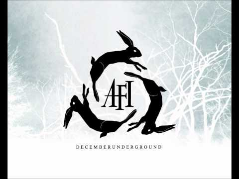 AFI - Rabbits Are Roadkill on Route 37 (with lyrics)