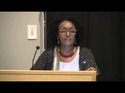 Distinguished Faculty Lecture: Salem Mekuria