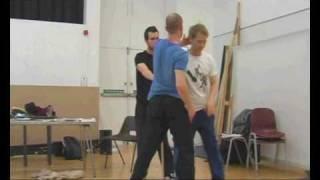 Frantic Assembly Othello Workshop