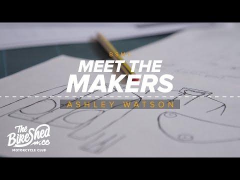 Meet the Makers - Ashley Watson