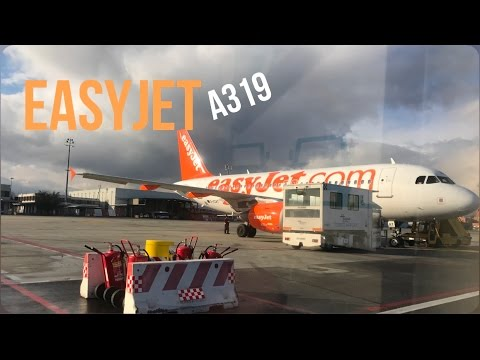 Easyjet Experience from Luton to Turin