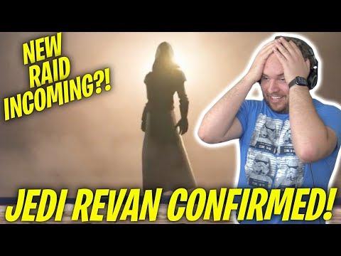JEDI REVAN CONFIRMED!! OMG! New Raid Incoming!? | Star Wars: Galaxy of Heroes