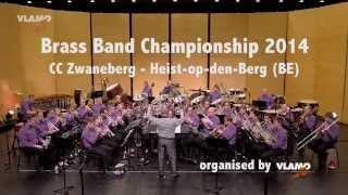 Brassband Willebroek - Journey of the Lone Wolf