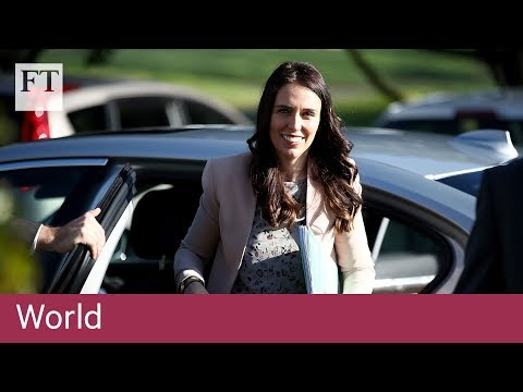 Jacinda Ardern: the next New Zealand PM