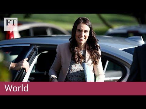 Jacinda Ardern: the next New Zealand PM