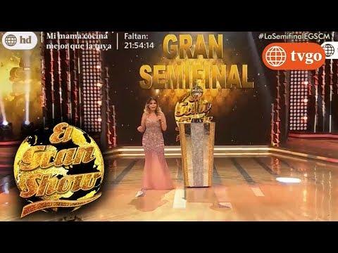 El gran show 19/08/2017 - Parte 1/5
