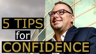 Confidence Tips - How to Gain Confidence in Yourself