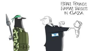 Israel pounds Hamas targets | Opinions
