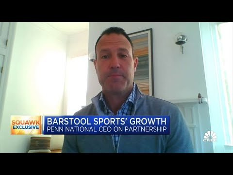 Penn National CEO on earnings beat and expanding Barstool Sports partnership
