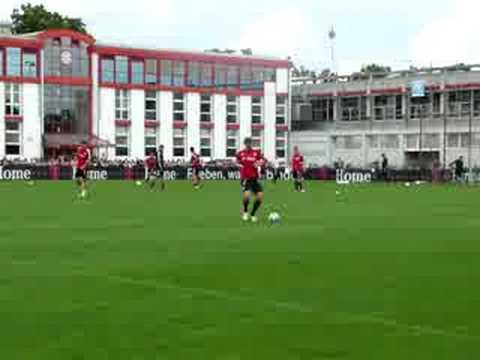 Fc Bayern Säbener Straße Training