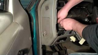 Chevy S10 Headlight Switch & Wiring Repair DIY