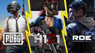 PUBG Xbox One X LIVE! (Playerunknown