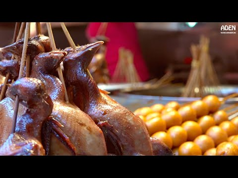 Street Food in Shanghai - China