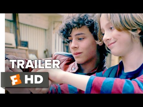 Microbe & Gasoline Official Trailer 1 (2016) - Audrey Tautou, Michel Gondry Movie HD