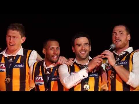 2014 AFL Grand Final Hawks After Party