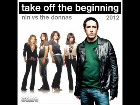 G3RSt - Take Off The Beginning 2012 (NIN vs The Donnas)