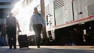 San Francisco to Denver on Amtrak California Zephyr: to Magical Mystery Tour