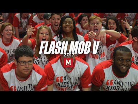 Maryland Students Flash Mob V (2017)