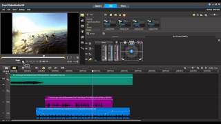 Introduction to Audio Ducking in VideoStudio X8