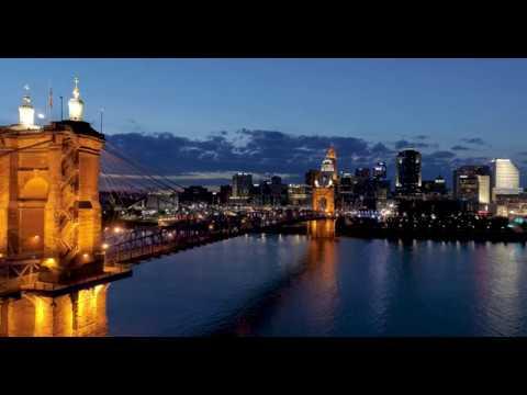 Cincinnati Skyline Short
