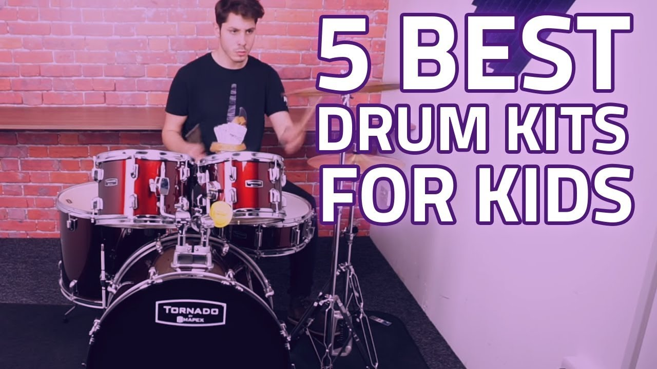 Top 5 Best Kids Drum Sets That Actually Sound Great Cool Drum Kits