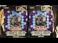 Openin Two Cybernetic Horizon Yugioh Special Editions TCG