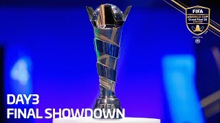 FIFA eWorld Cup 2018 - Final Showdown (English Commentary) - Msdossary vs Stefano Pinna
