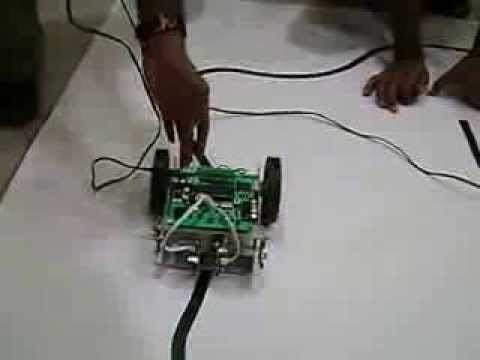 ROBOTICS BASED PROJECT LINE FOLLOWER BY DBOTS INDIA