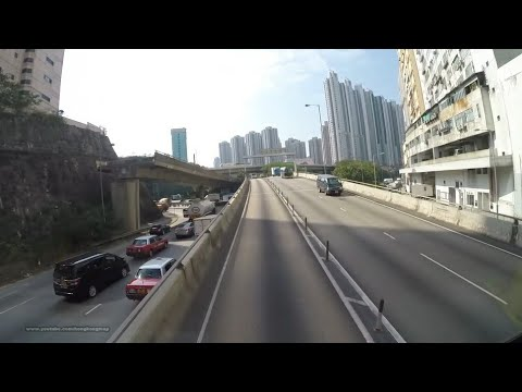 Hong Kong Airport Bus E41 (Tai Po Tau -- HongKong International Airport/AsiaWorld Expo Terminus)