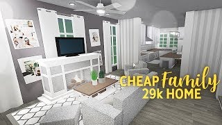 Roblox | Bloxburg | Cheap Family Home 29k