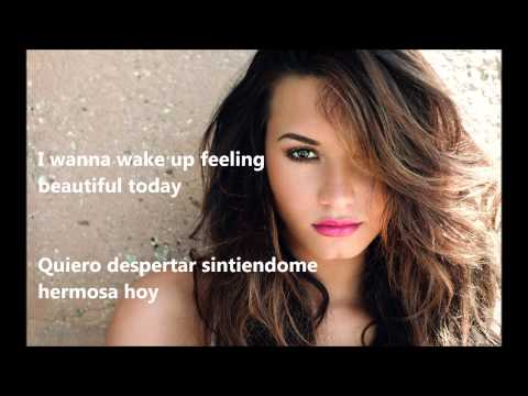 Demi Lovato - Believe in me - Letra ingles/Espa�ol